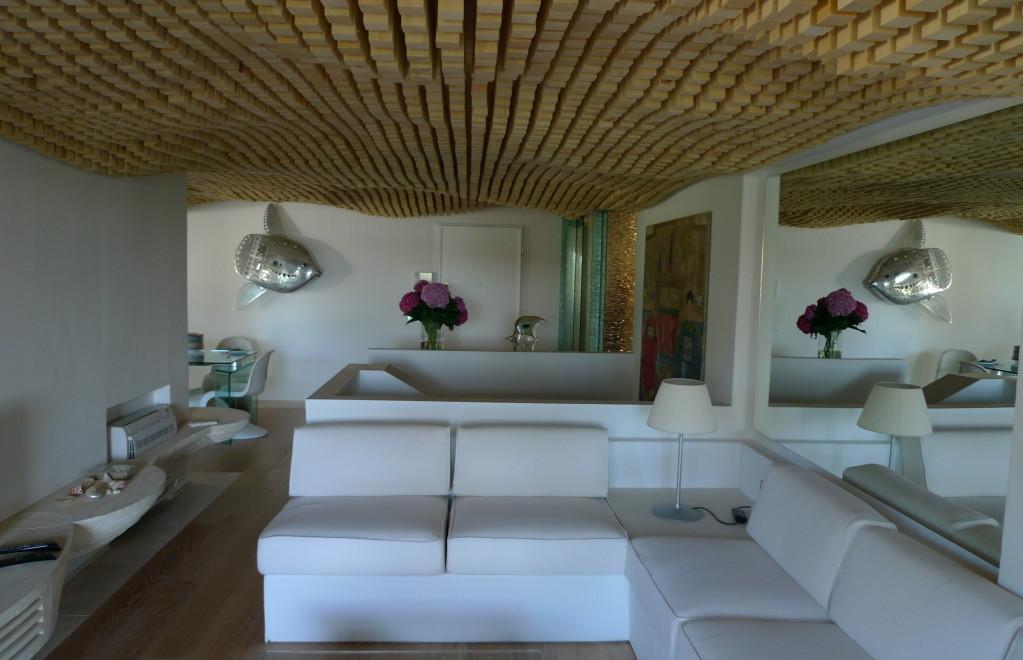 Villa sardegna design ambienti interni geo arreda for Villa arredamenti