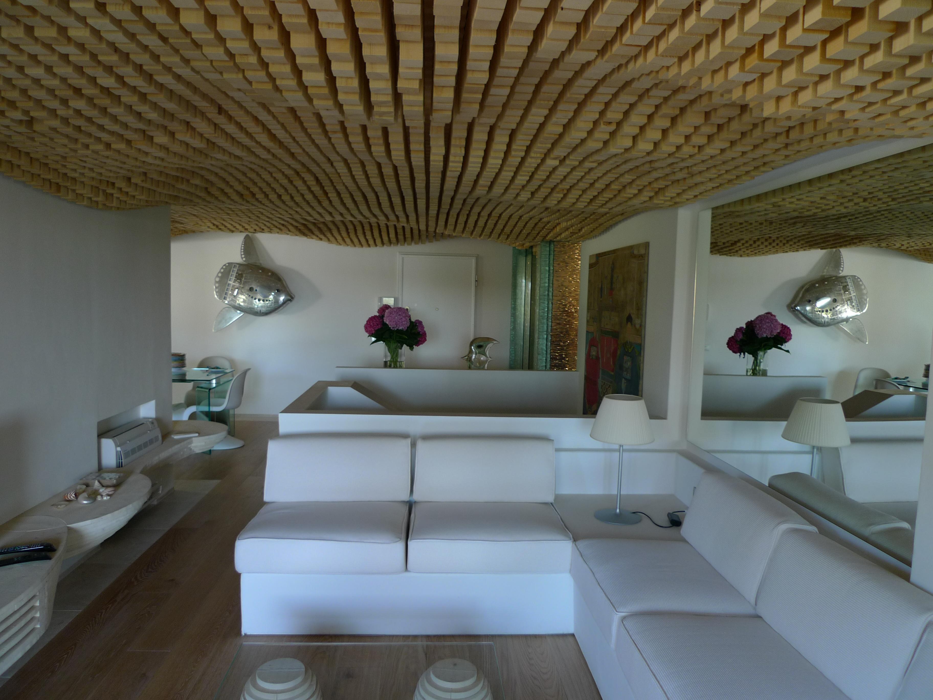 Villa sardegna design ambienti interni geo arreda for Interni ville